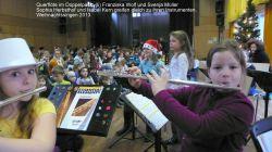 weihnachtssingen2013-Bläserklasse02_0